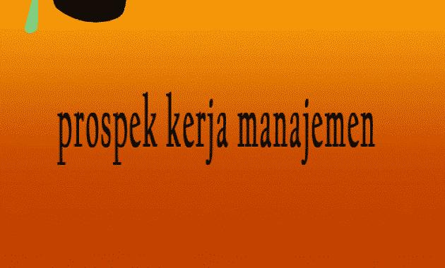 20 Prospek Kerja Manajemen Keuangan Bisnis Administrasi Pendidikan
