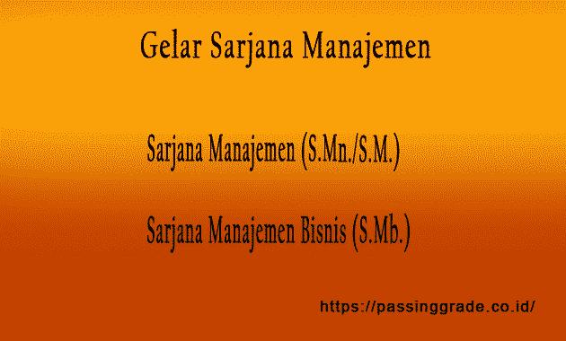 Gelar-Sarjana-Manajemen