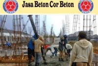 Jasa Cor Beton