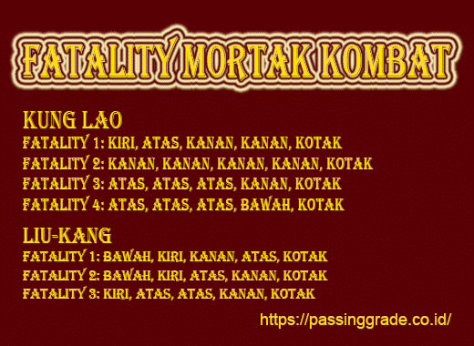 Fatality Mortal Kombat