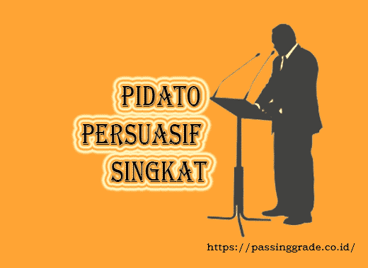Pidato Persuasif Singkat