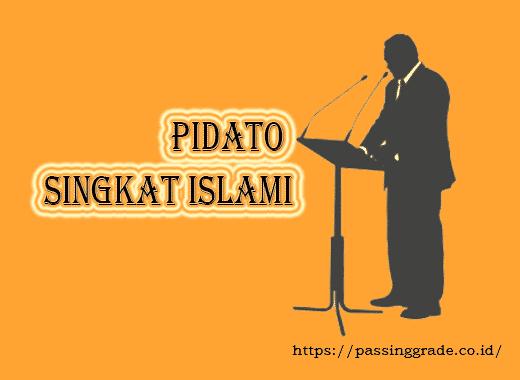 Pidato Singkat Islami