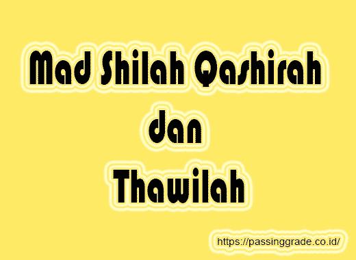 Mad Shilah Qashirah