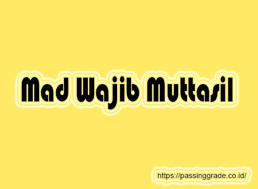 Mad Wajib Muttasil