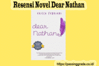 Resensi Novel Dear Nathan