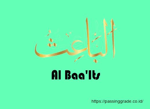 Al Baa'Its Artinya